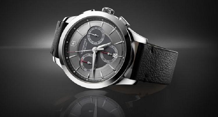 Victorinox Swiss Army Alliance Chronograph 1 Los 20 mejores relojes del ejército suizo de todos los tiempos