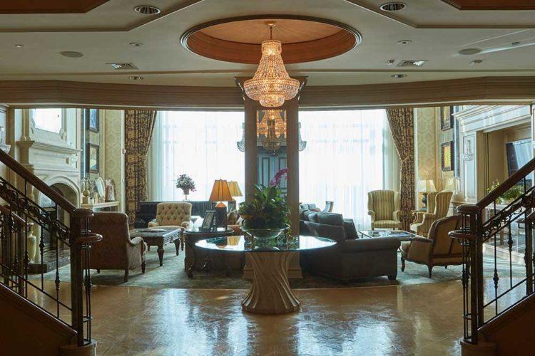 Villas 151209 Foxwoods 095 Los cinco mejores hoteles en Foxwoods