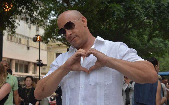 Vin Diesel 10 reglas del éxito según Vin Diesel
