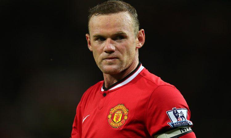 Wayne Rooney Los 20 futbolistas más ricos de todos los tiempos