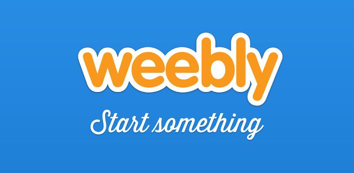 Weebly logo and tagline 2013 20 cosas que no sabías sobre Weebly