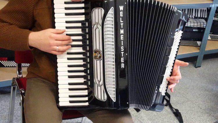Weltmeisters Supita Los acordeones más caros jamás vendidos