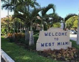 West Miami 1 .Las 20 ciudades más ricas de Florida 2021