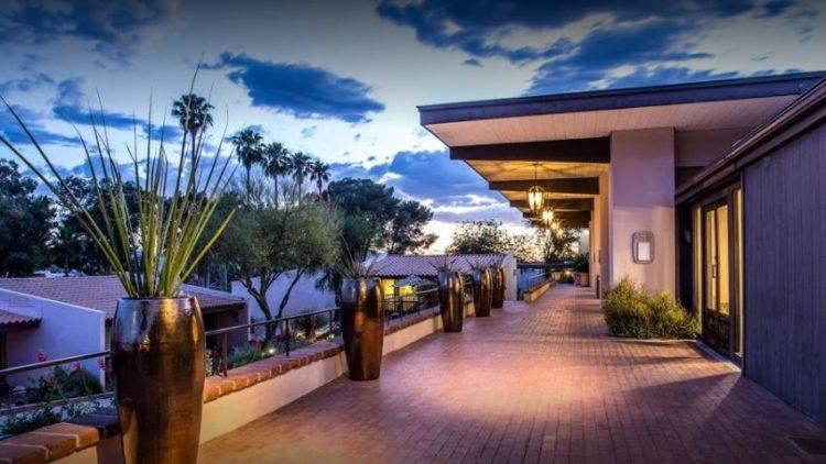 Vista hacia el oeste Wyndham Grand Resort & Spa