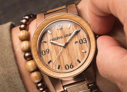 Reloj de grano
