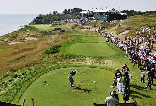 Whistling Straits Los 10 campos de golf más caros del mundo para jugar