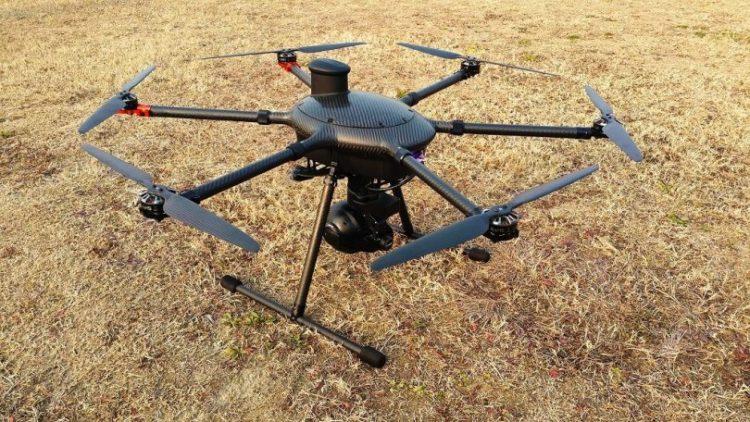 Yuneec Tornado H900 Los 10 drones más caros que puedes comprar