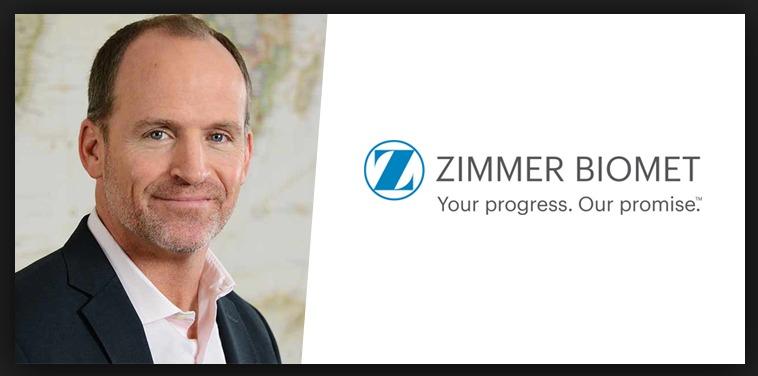 Zimmer 10 cosas que no sabías sobre el director ejecutivo de Zimmer Biomet