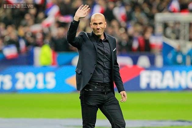 Zinedine Zidane 1 Los 20 futbolistas más ricos de todos los tiempos