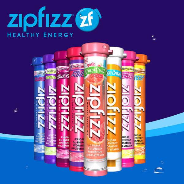Zipfizz energy drink Las bebidas energéticas más caras del mercado actual