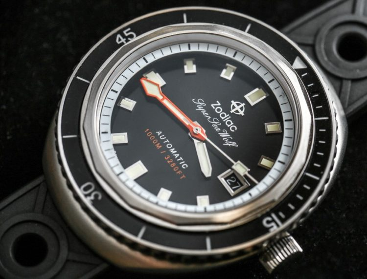 Zodiac Super Sea Wolf aBlogtoWatch 65 Los 10 mejores relojes mecánicos de 2018