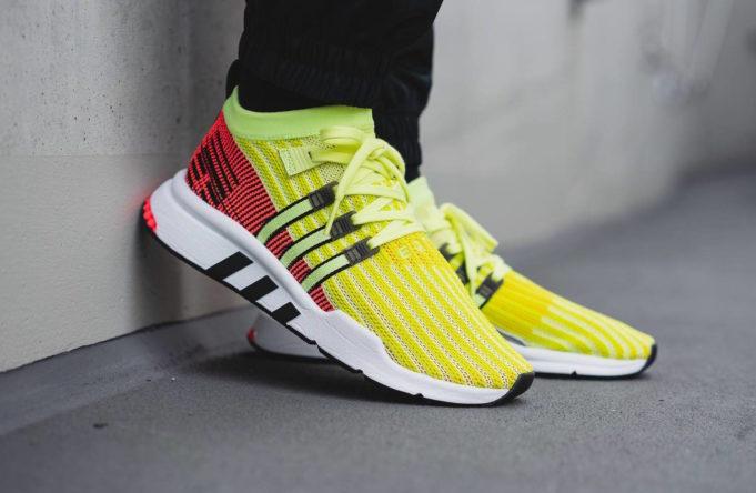 adidas EQT Support kicks on fire Las cinco mejores siluetas de zapatillas que Adidas tiene para ofrecer