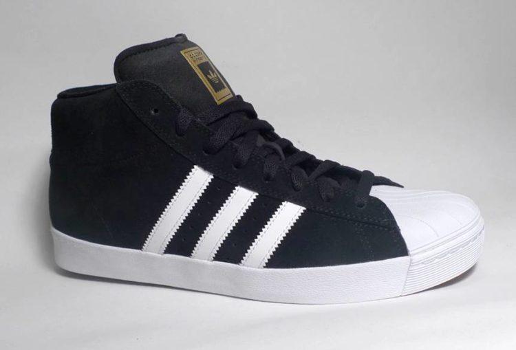 adidas adidas pro model vulc adv black white gold e1536793015655 Los cinco mejores modelos de Adidas NEO disponibles hoy