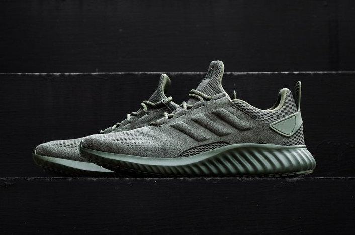 adidas alphabounce cr base green Los cinco mejores modelos de Adidas Alphabounce disponibles hoy