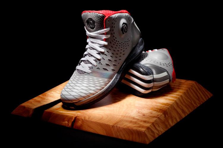 adidas and derrick rose launch the d rose 3 5 0 1024x683 Los cinco mejores modelos de zapatillas de baloncesto Adidas disponibles hoy