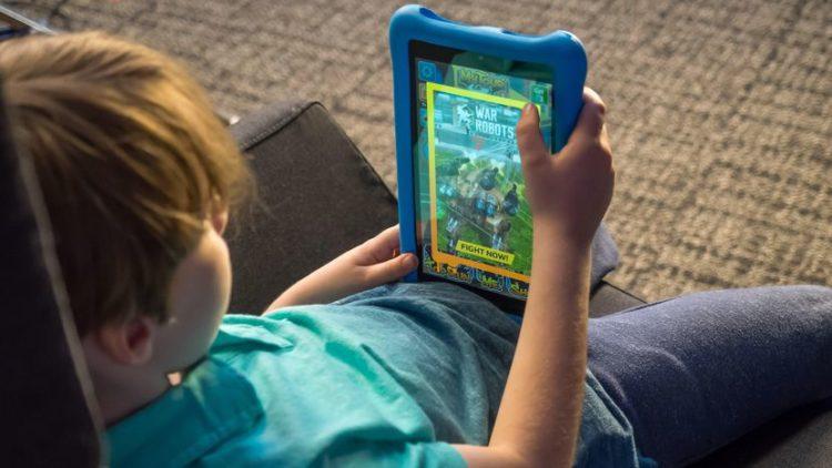 amazon fire kids edition 003 Las cinco mejores tabletas para niños del mercado actual