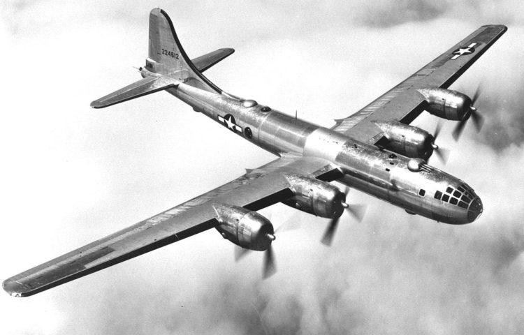 b 29 in flight Los 10 aviones de la Segunda Guerra Mundial más reconocidos de la historia