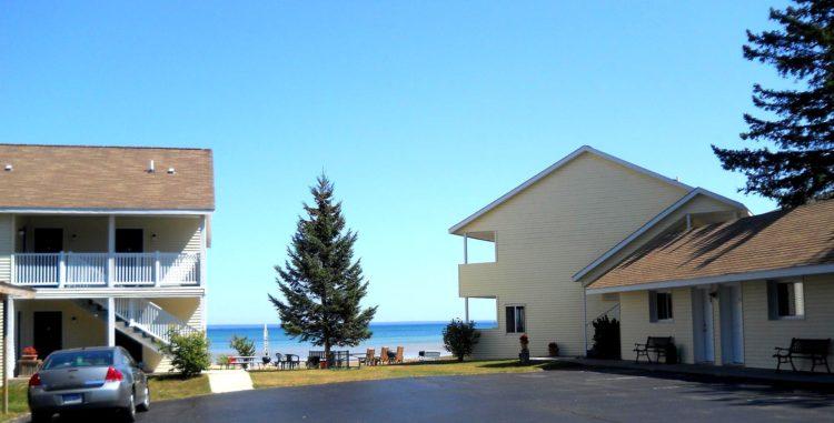 beachcombermain Los cinco mejores hoteles en Mackinaw City, MI