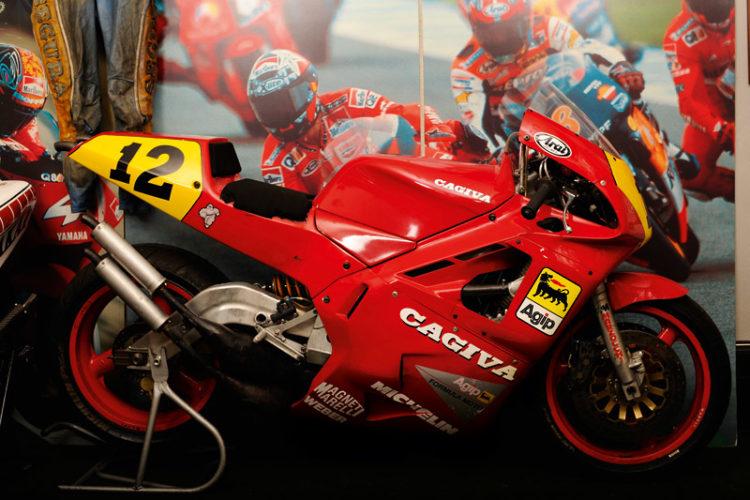 cagiva Las 10 mejores motocicletas italianas de todos los tiempos