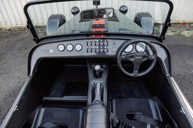 caterham 620s rt 136 Caterham 620S: recuperando los orígenes de las carreras