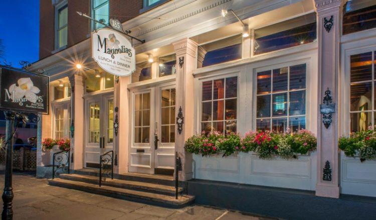 charlestons magnolias debuts new uptown down south fall menu Los 10 mejores restaurantes en todo Charleston, SC