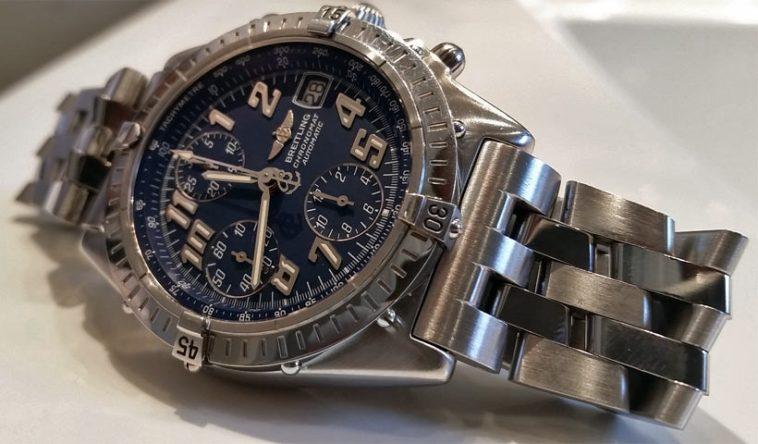 chronomat se brushed polished Historia y evolución del Breitling Chronomat