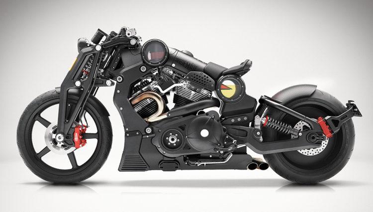 confederate motorcycles p51 fighter black 1lead1 Las 20 mejores marcas de motocicletas de todos los tiempos