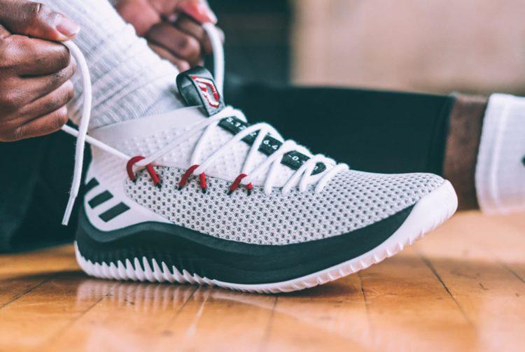 dame Los cinco mejores modelos de zapatillas de baloncesto Adidas disponibles hoy