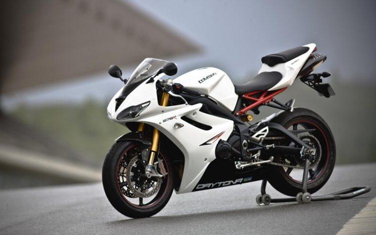 daytona Las cinco mejores motocicletas Triumph de la década de 2000