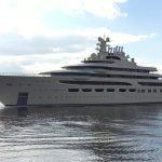 dilbar ona yacht Una mirada más cercana al superyate Ona de $ 263 millones