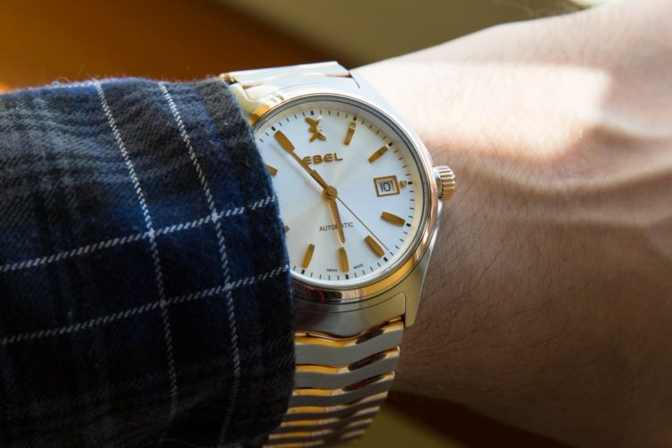 ebel wave 1 Los cinco mejores relojes Ebel del mercado actual