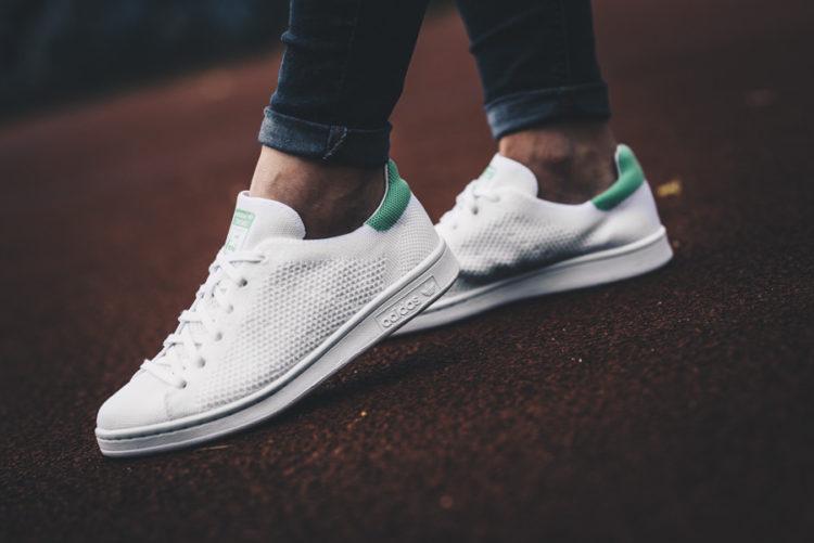 eng pl Womens Shoes sneakers adidas Stan Smith Primeknit BZ0116 12996 2 Las cinco mejores zapatillas Adidas Stan Smith disponibles ahora mismo