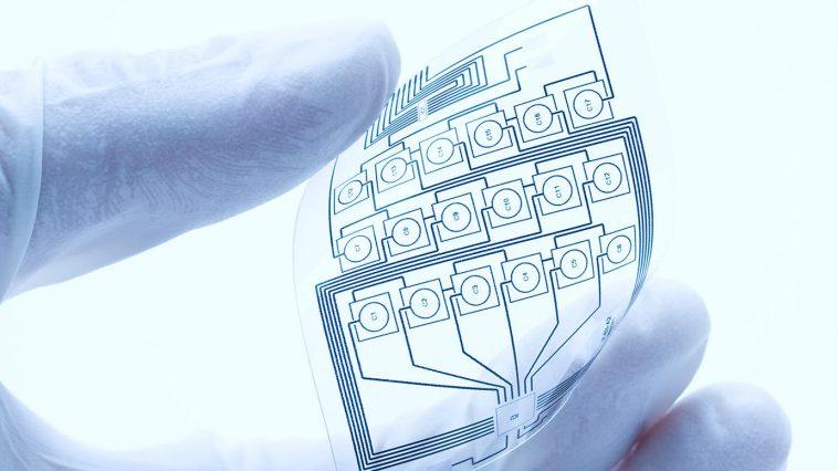 flexible electronics El futuro es brillante para la electrónica flexible