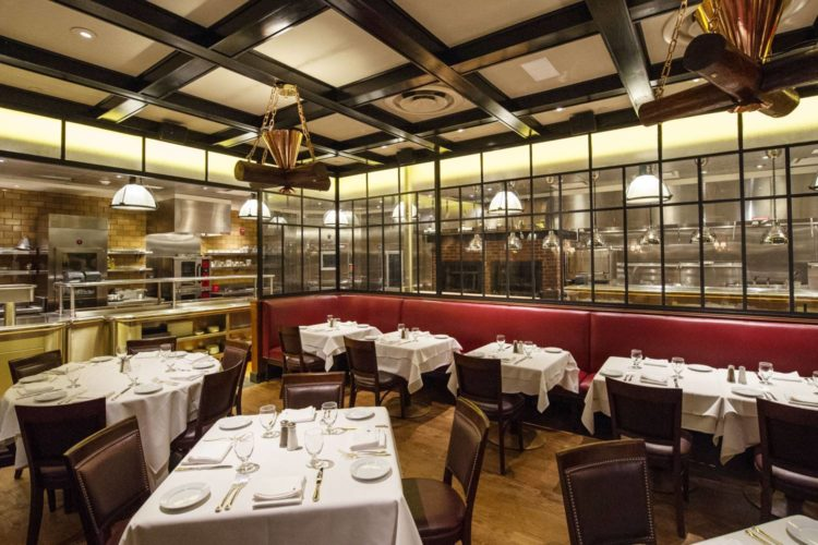 Gallaghers Steakhouse Nueva York