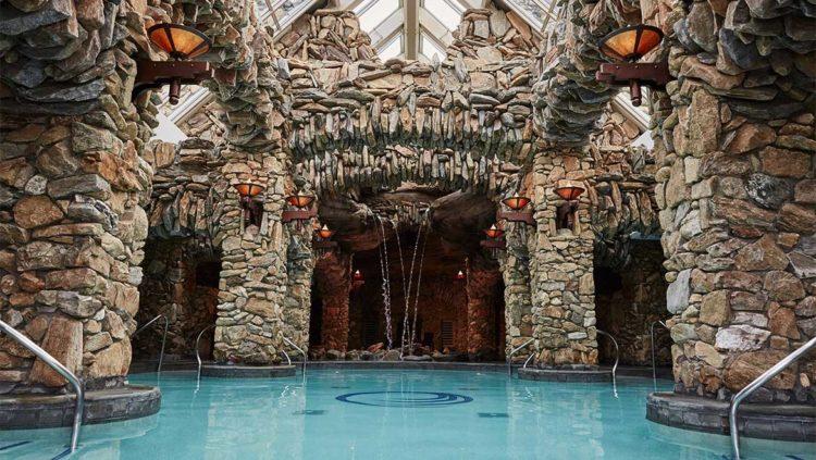 gpirst omni grove park inn spa daylight Los 10 mejores hoteles Omni en los Estados Unidos