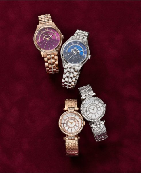 guess Rose Gold Rose Gold tone Stainless Steel Bracelet Watch 32mm Los cinco mejores relojes Guess para mujeres de hoy