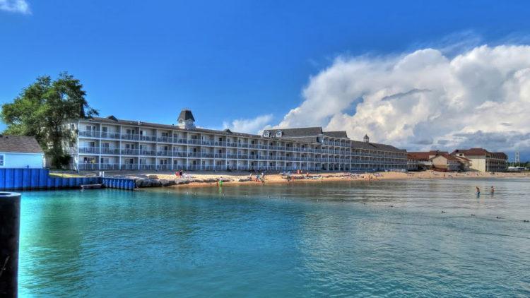 hamilton inn beach Los cinco mejores hoteles en Mackinaw City, MI