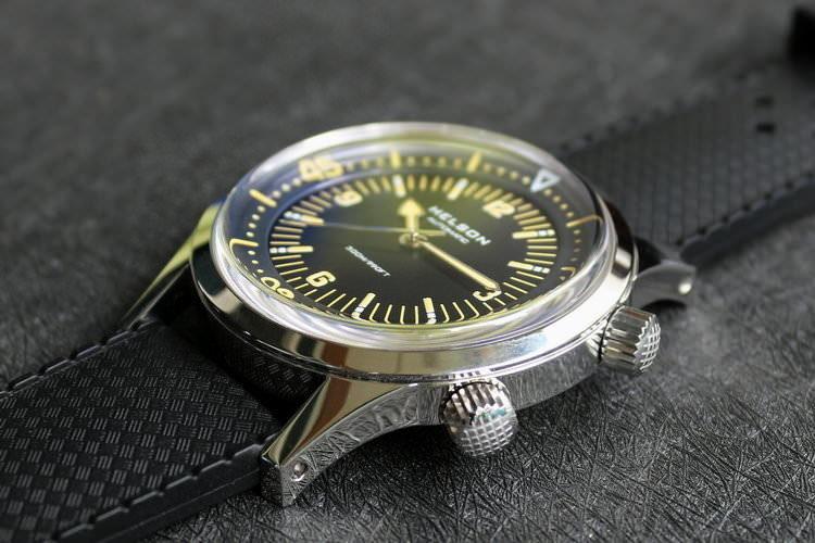hammerhead Los cinco mejores relojes Helson del mercado actual