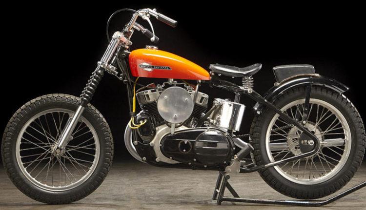 harley kr primary side Las cinco mejores motocicletas Harley Davidson de la década de 1950
