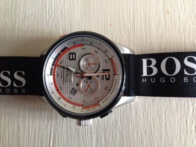 hugo boss watch regatta 1512501 black 360 be68671941771154494e8c76117d6f1a Los cinco mejores relojes Hugo Boss disponibles hoy
