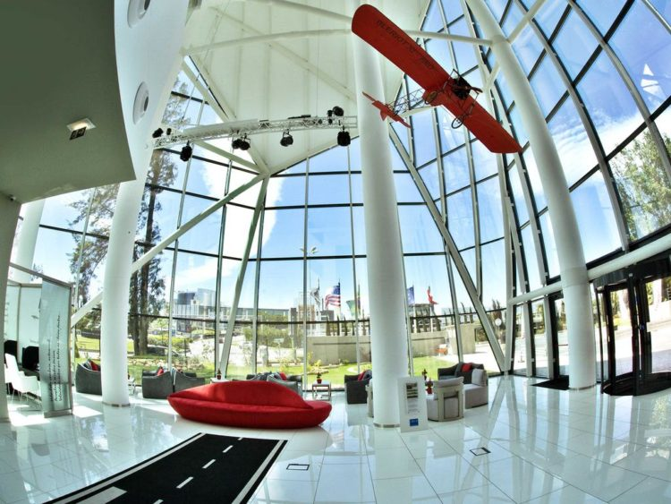 indoor hotel Los 20 mejores hoteles Wyndham del mundo
