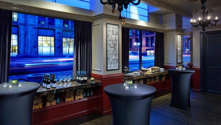 kimpton hotel monaco denver event seating ead4f1f7 Los 10 mejores hoteles Kimpton en los Estados Unidos