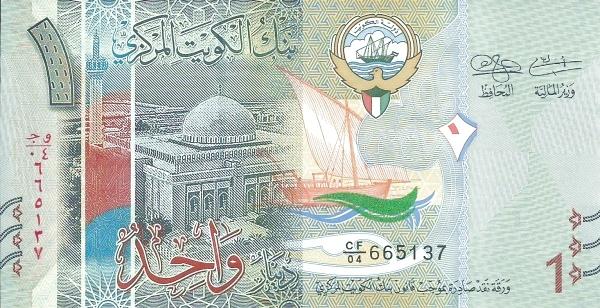 kuwaiti dinar Por qué el dinar kuwaití es una moneda tan cara