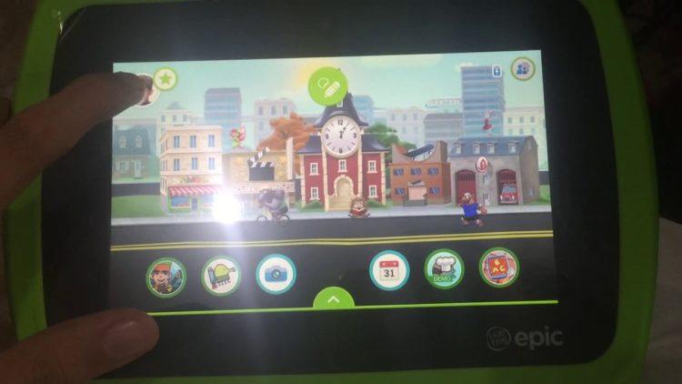 leapfrog Las cinco mejores tabletas para niños del mercado actual