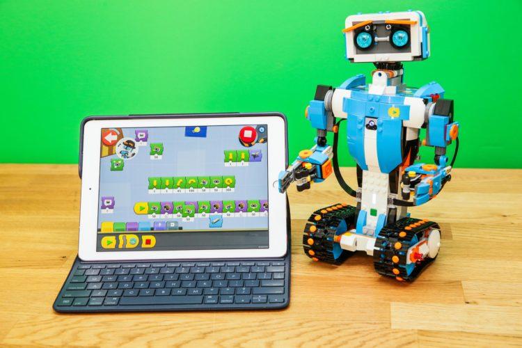 lego boost 34 Los cinco mejores robots de juguete educativos del mercado actual