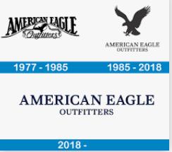 logotipo de American Eagle .La historia detrás del logotipo de American Eagle