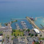 macknia city marina e1535295680888 Los cinco mejores hoteles en Mackinaw City, MI