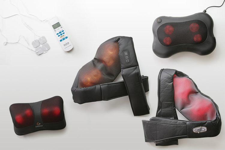 massagers hero e1545000925360 Los cinco mejores masajeadores de cuello del mercado actual