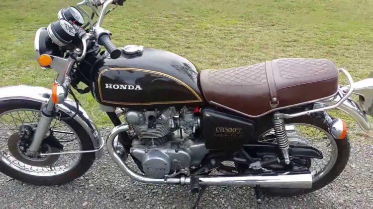 maxresdefault 38 Las cinco mejores motocicletas Honda de la década de 1970