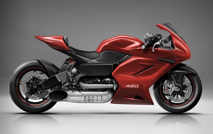 mtt 420rr red Las 20 mejores marcas de motocicletas de todos los tiempos